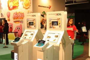 Stand 3DS PGW 2011