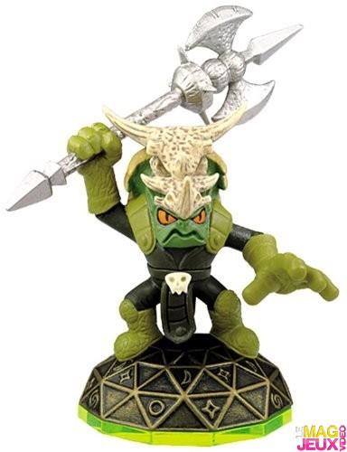 Stump Smash série 2 skylanders personnage figure Vert carton