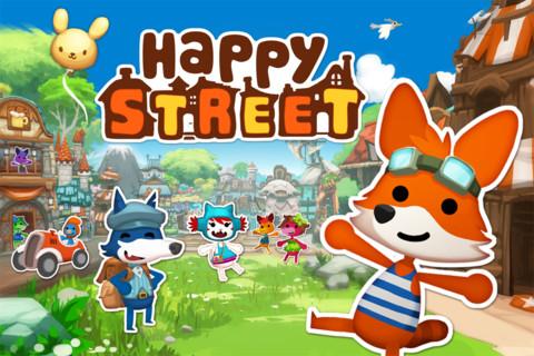 comment trouver les oeufs dans happy street
