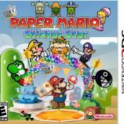 Bande annonce officiel pour Paper Mario : Sticker Star