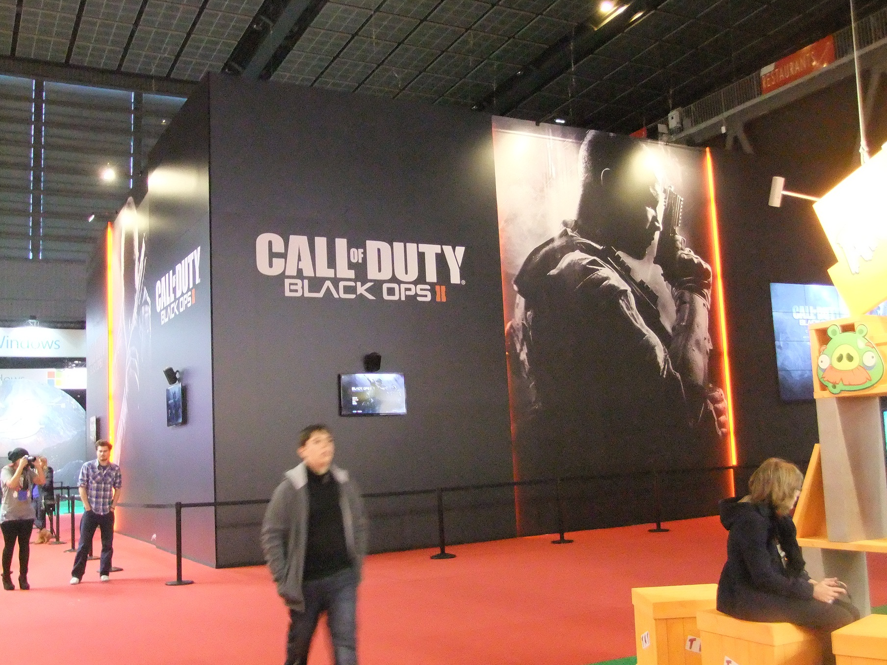 paris games week 2012 ce qu il faut retenir du salon. Black Bedroom Furniture Sets. Home Design Ideas