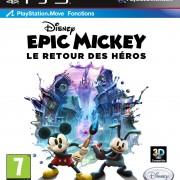 Test : Epic Mickey Le Retour des Héros (PS3)