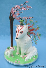 okami_and_baby_cake_by_ginas_cakes-01