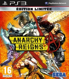 Anarchy Reigns Jacquette - 01