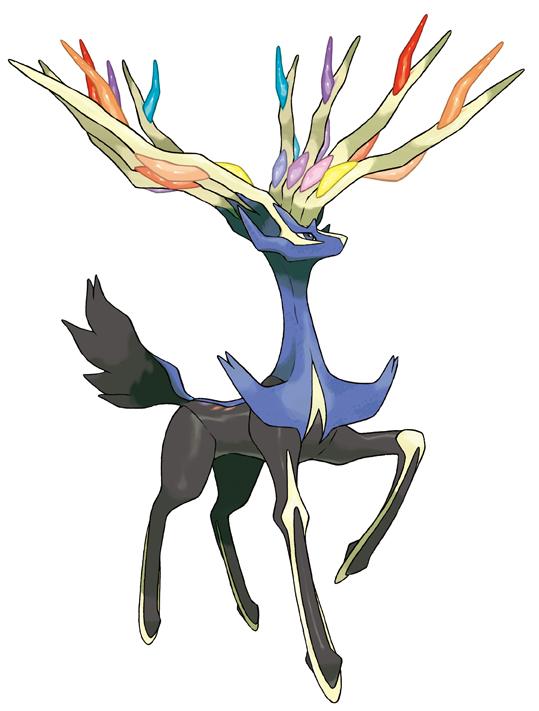 PokemonX_3DS_Xerneas