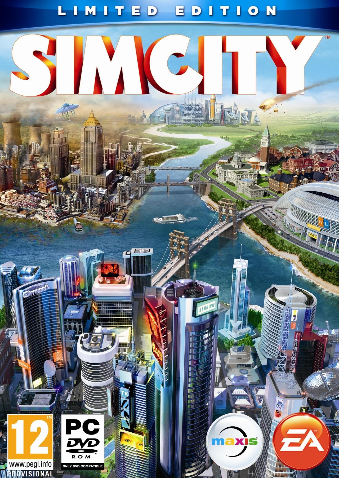 SimCity 2013 (PC)
