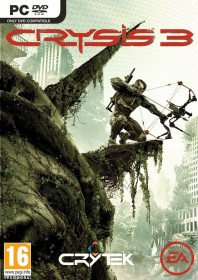 Crysis 3 - Jaquette PC
