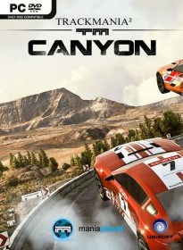 Trackmania 2 Canyon - Jaquette PC
