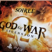 Soirée de lancement : God of War – Ascension