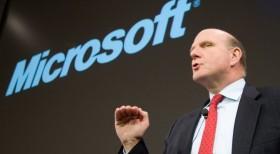 Microsoft - Steve ballmer