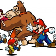 Test : Mario and Donkey Kong : Minis On The Move (3DS)