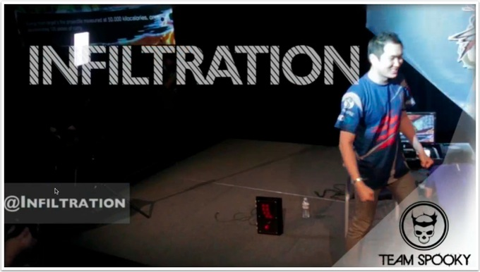 Norcal Regional 2013 - Infiltration