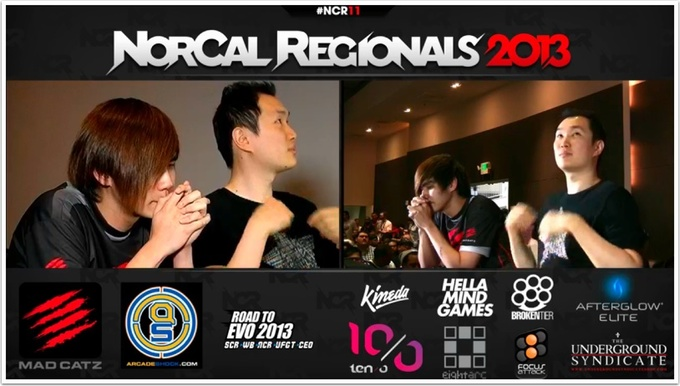 Norcal Regional 2013