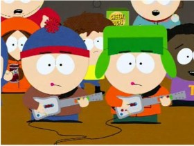 South_Park_guitar_hero