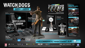 Watch Dogs - Edition collector