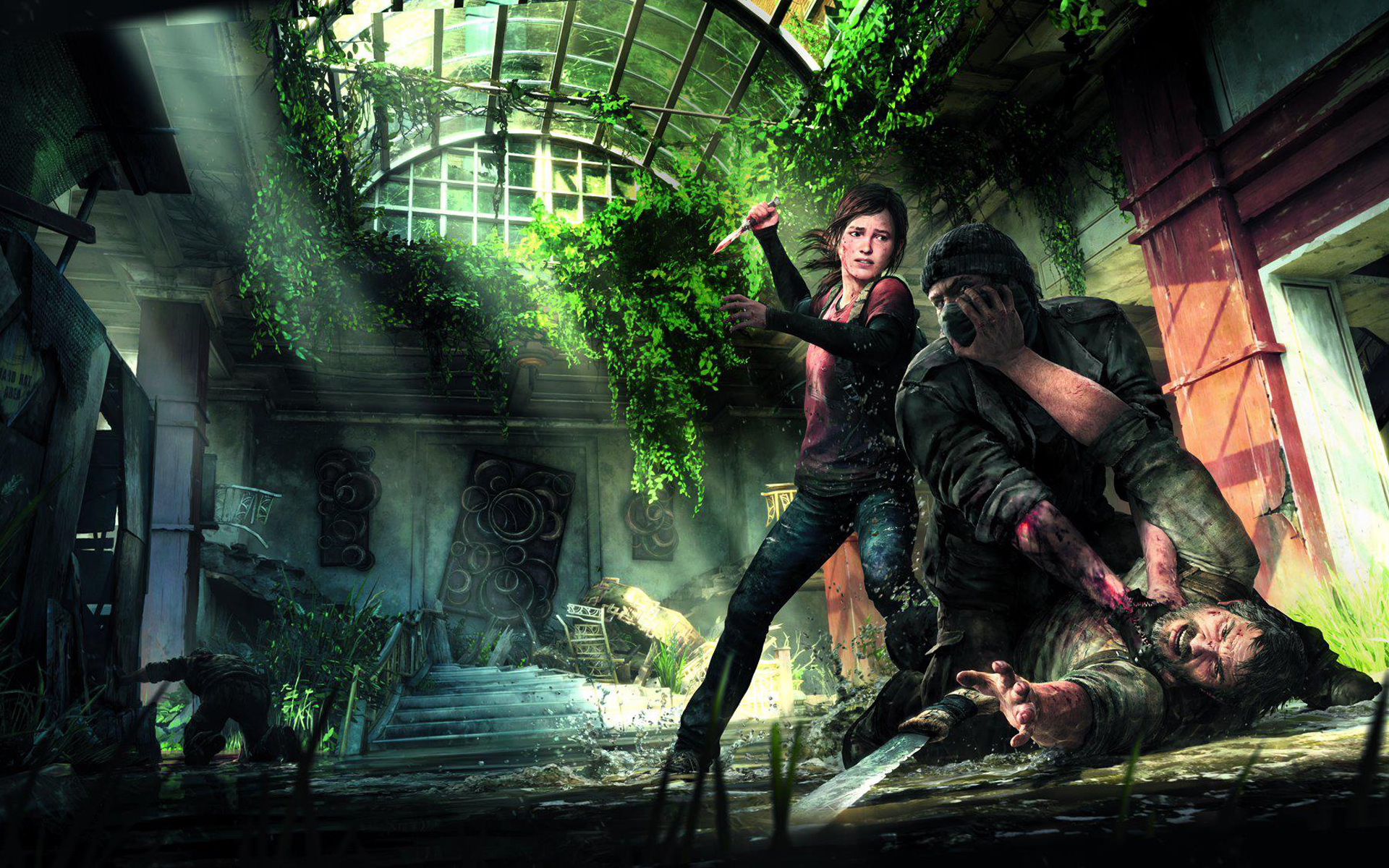 Test : The Last of us (PS3)