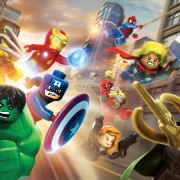 LEGO Marvel Super Heroes désormais disponible
