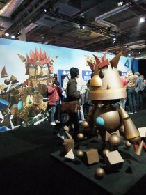PGW_2013_stand_sony_ps4_knack01