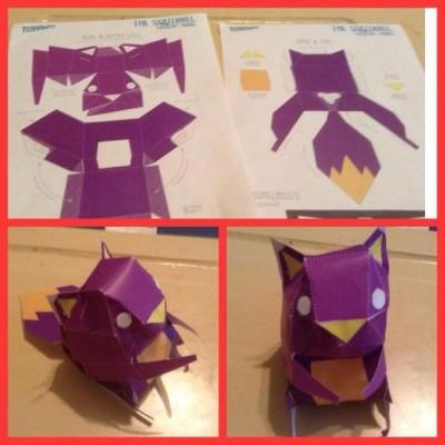 Tearaway_PSVITA_origami