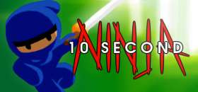 10-second-ninja-jaquette-cover