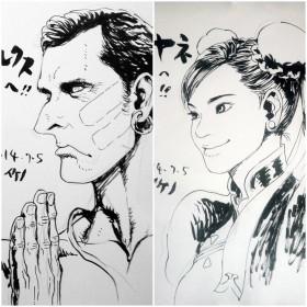 Daigo_Ikeno_dessin_marcus_kayane