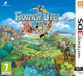 3DS_FantasyLife_jaquette