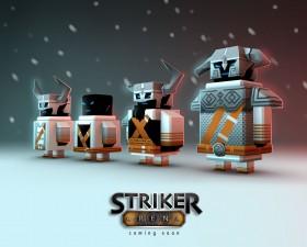 Striker Arena - Vikings