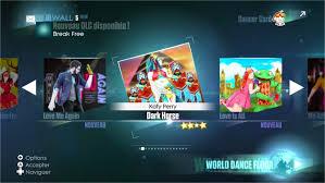 JusteDance2015_WiiU_menus