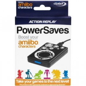 power saves amiibo