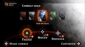 2 - Solo Battle Selection