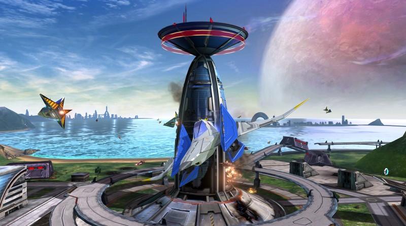 Test : StarFox Zero (Wii U)