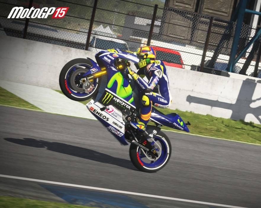 » Test : MotoGP 15 (PS4)