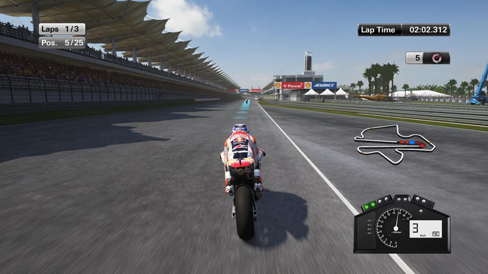 » Test : MotoGP 15 (PS4)