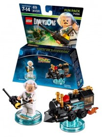 lego dimensions doc brown