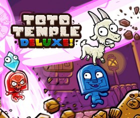 toto temple deluxe logo