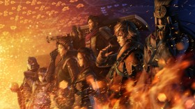 Samurai Warriors 4 Empires MainVisual