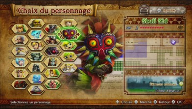 hyrule warriors skull kid