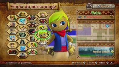 hyrule warriors tetra