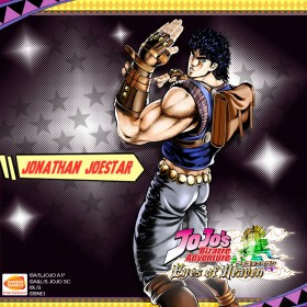 jojo's bizarre adventure eyes of heaven jonathan joestar