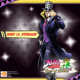 jojo's bizarre adventure eyes of heaven robert eo speedwagon