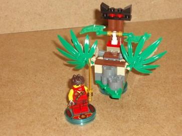 lego dimensions arène piège de la jungle 1