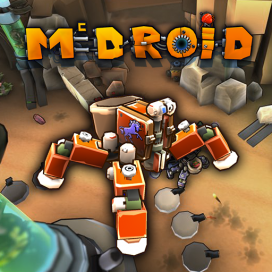 mcdroid logo