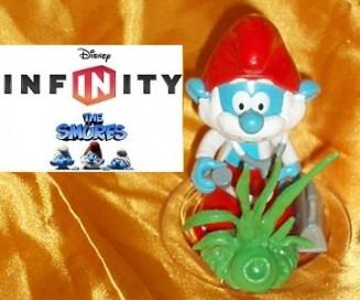disney infinity schtroumpfs 1
