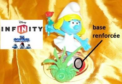 disney infinity schtroumpfs 2