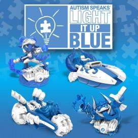skylanders superchargers power blue