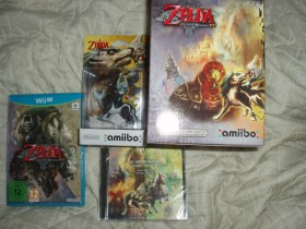zelda twilight princess hd contenu collector