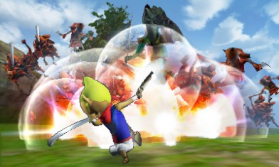 hyrule warriors legends 1