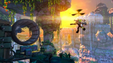 ratchet and clank into the nexus 2