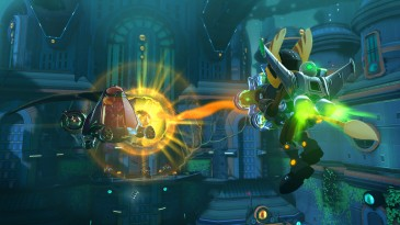 ratchet & clank into the nexus 1