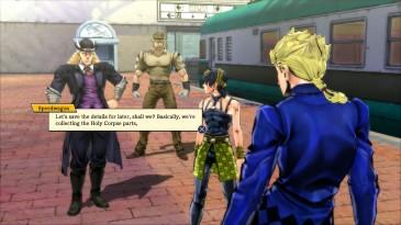jojo's bizzare adventure eyes of heaven story 3